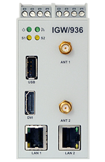 LTE Router/Application Gateway IGW/936-L