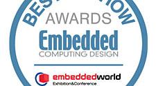 """SSV ist einer der Gewinner des """"Best in Show Awards"""" auf der embedded world"""