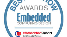 """SSV One Winner of the """"Best in Show Awards"""" at the embedded world"""