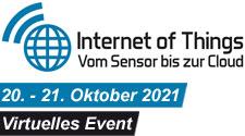 Vortrag von SSV auf der IoT-Konferenz im Oktober